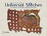 img - for Universal Stitches for Weaving, Embroidery, and Other Fiber Arts book / textbook / text book