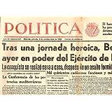 POLITICA. AÑO III. N. 637. 4-SEPTIEMBRE-1937.