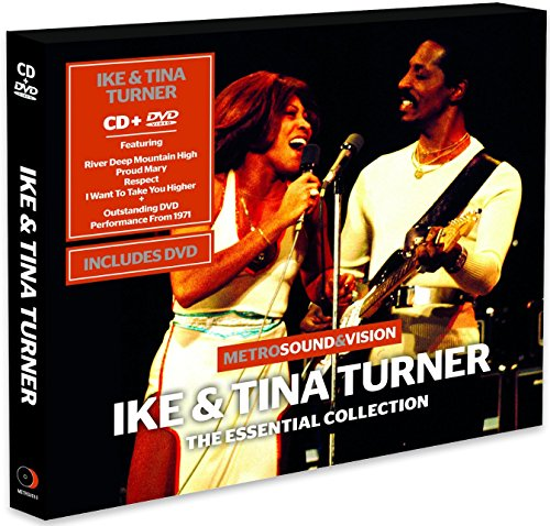 Ike & Tina Turner - Ike & Tina Turner The Legends Live In