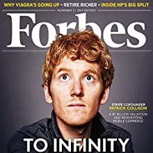 Forbes, November 02, 2015  by  Forbes Narrated by Daniel May