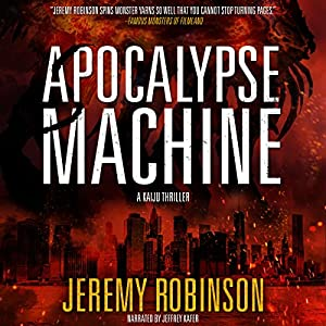 Apocalypse Machine Audiobook