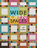img - for Quilting Wide-Open Spaces book / textbook / text book