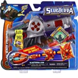 Slugterra MINI [Entry] Blaster & Evo Dart Dr. Blakks Blaster [Includes Code for Exclusive Game Items] by Slugterra Toys, Games & Dart Mini Action Figures