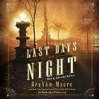 The Last Days of Night: A Novel Hörbuch von Graham Moore Gesprochen von: Johnathan McClain