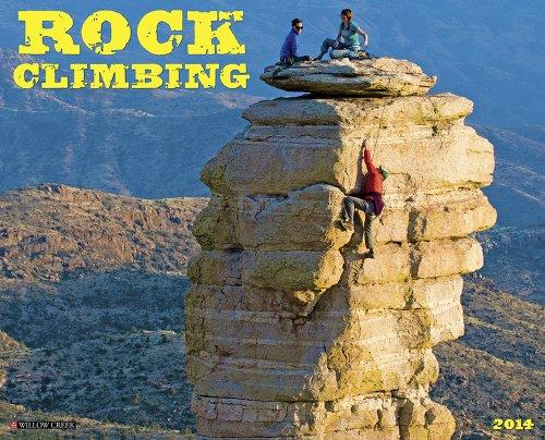 Rock Climbing 2014 Calendar