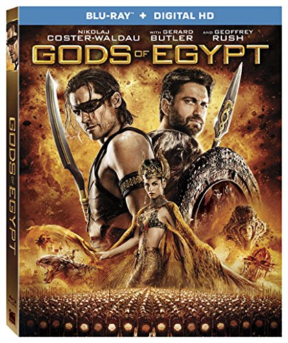 Gods of Egypt [Blu-ray + Digital HD]