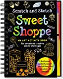img - for Sweet Shoppe Scratch and Sketch book / textbook / text book