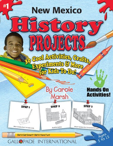 New Mexico History Projects - 30 Cool Activities, Crafts, Experiments & More for (New Mexico Experience)