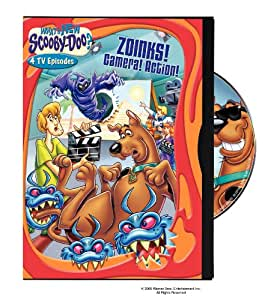 What's New Scooby-Doo, Vol. 8 - Zoinks! Camera! Action!