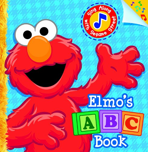 Bendon Publishing Elmo's ABC Book With Sound - 1