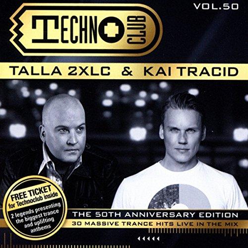VA-Techno Club Vol. 50 Talla 2XLC And Kai Tracid-2CD-FLAC-2016-VOLDiES Download
