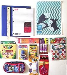 Children\'s School Supplies Value Bundle