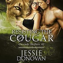 Resisting the Cougar: Cascades Shifters, Book 3 | Livre audio Auteur(s) : Jessie Donovan Narrateur(s) : Steve Marvel