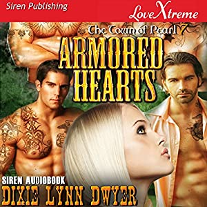 Armored Hearts Audiobook