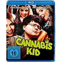 Cannabis Kid [Blu-ray]