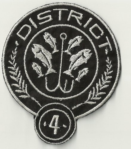 District 4, Hunger Games, Patch