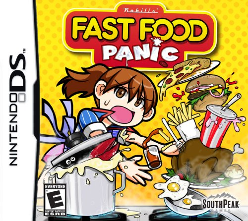 Fast Food Panic - Nintendo DS - 1
