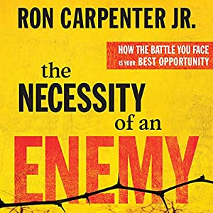 The Necessity of an Enemy Audiobook
