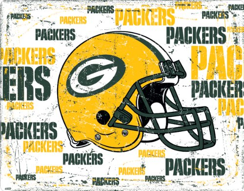 NFL - Green Bay Packers - Green Bay Packers - Blast - Microsoft Xbox 360 Slim (2010) - Skinit Skin by Skinit