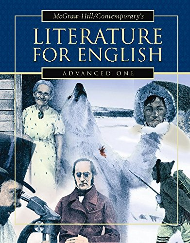 Literature for English Advanced One, Student Text (High School Exit Exam Test Prep FL & TX)