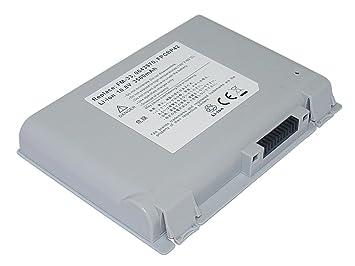 【クリックで詳細表示】PowerSmart FUJITSU/富士通 FMV-BIBLO NBシリーズ対応バッテリーFM-33、FPCBP42、0643970: パソコン・周辺機器