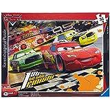 Ravensburger 06395 - Disney Cars: Schneller als der Rest - 36 Rahmenpuzzle