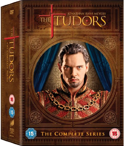 The Tudors - Complete Season 1-4 [DVD]