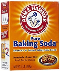 Arm & Hammer Pure Baking Soda (Imported), 454g