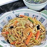 中華焼きそば ≪上海風炒麺(シャンハイフチャオメン)≫ 【6食セット】