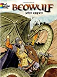 Beowulf (Dover Classic Stories Coloring Book) (0486456552) by Green, John
