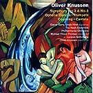 Knussen: Symphonies Nos 2 & 3