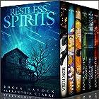 Restless Spirits Super Boxset: Two Gripping Cozy Mysteries Hörbuch von Alexandria Clarke, Roger Hayden Gesprochen von: Tia Rider Sorensen, Jo Nelson