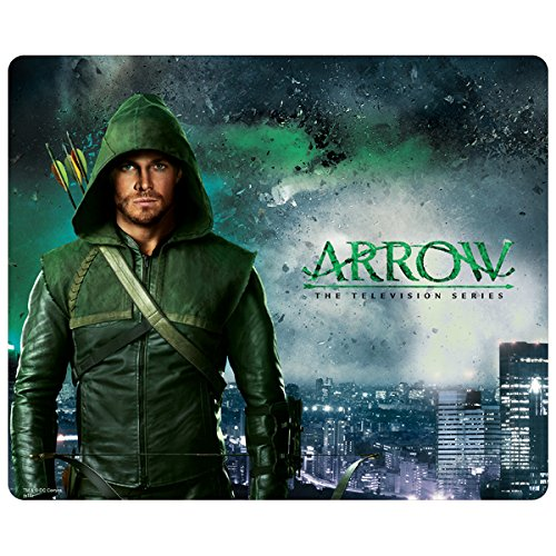 Green Arrow Television Series Mouse Pad Novelty Toy - 1