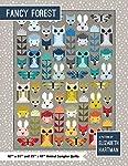 Fancy Forest Animal Sampler Quilt Pattern by Elizabeth Hartman EH-023