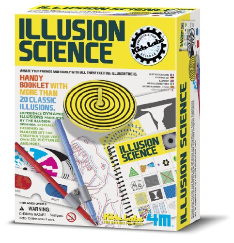 4M Illusion Science