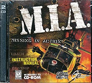 M.I.A. (Jewel Case) - PC