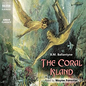 The Coral Island Audiobook