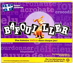 Bafouiller (French Canadian Baffle Gab)  - A funny story in every game