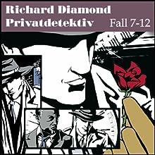 Richard Diamond Privatdetektiv Fall 7-12 Hörspiel von Blake Edwards Gesprochen von: Tobias Kluckert, Detlef Bierstedt, Ranja Bonalana