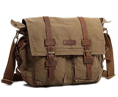 Army Canvas Shoulder Bag 30
