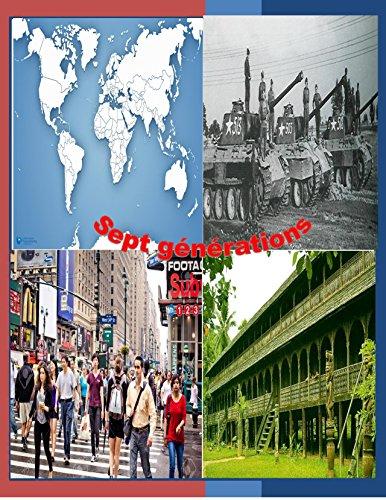 Couverture du livre Sept générations (partie 2)