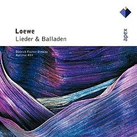Loewe : Der selt'ne Beter Op.141