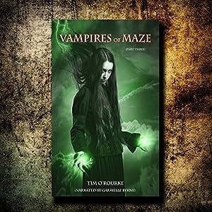 Vampires of Maze Audiobook