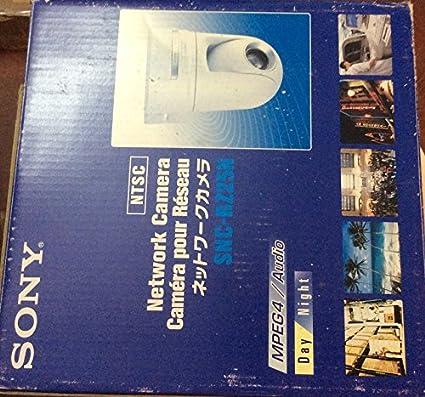 Sony-SNC-RZ25-IP-Network-WiFi-CCTV-Camera