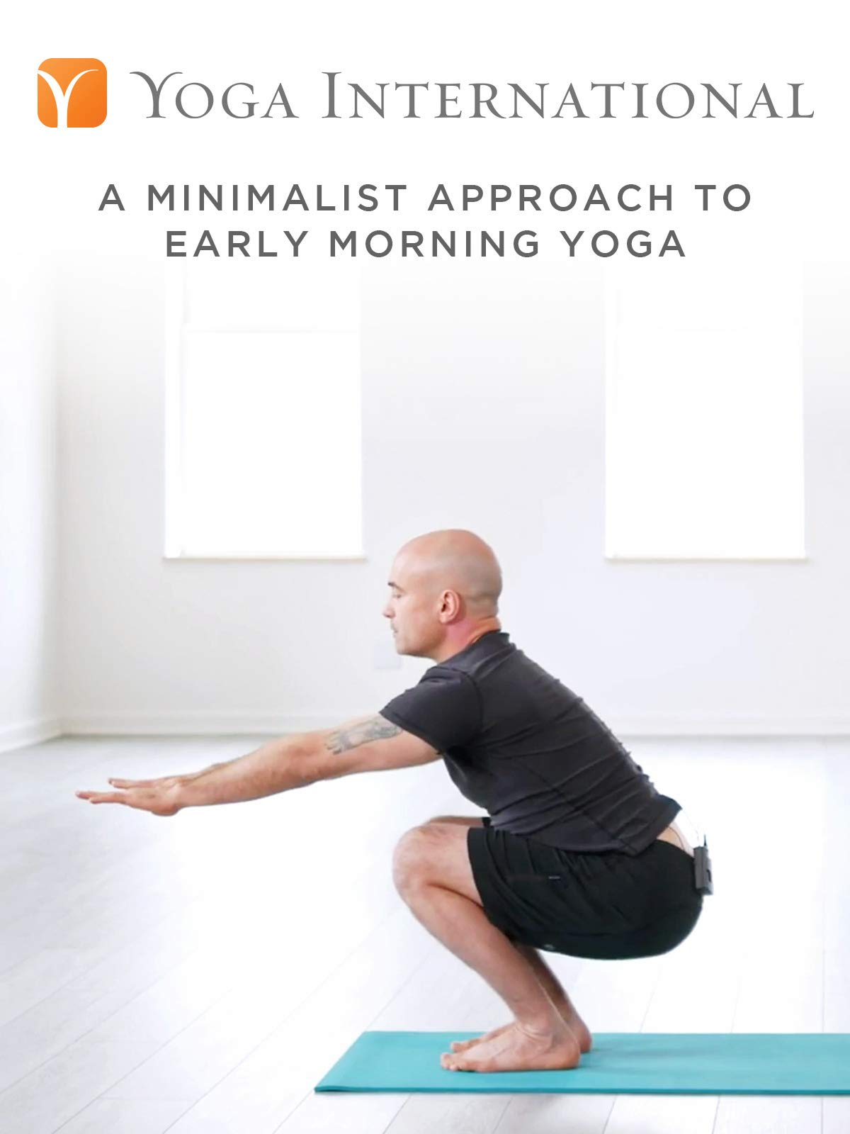 A Minimalist Approach to Early Morning Yoga