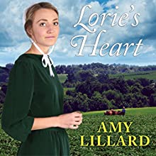 Lorie's Heart: Wells Landing Series #3 (       UNABRIDGED) by Amy Lillard Narrated by Rebecca Mitchell
