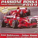 フェラーリ PASSIONE ROSSA カレンダー 2009