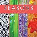 Orange Circle Studio 16-Month 2015 Wall Calendar, Seasons : Celebrating Natures Changes by Don Paulson (51136)