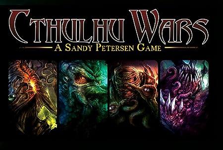 Cthulhu Wars jeu de plateau