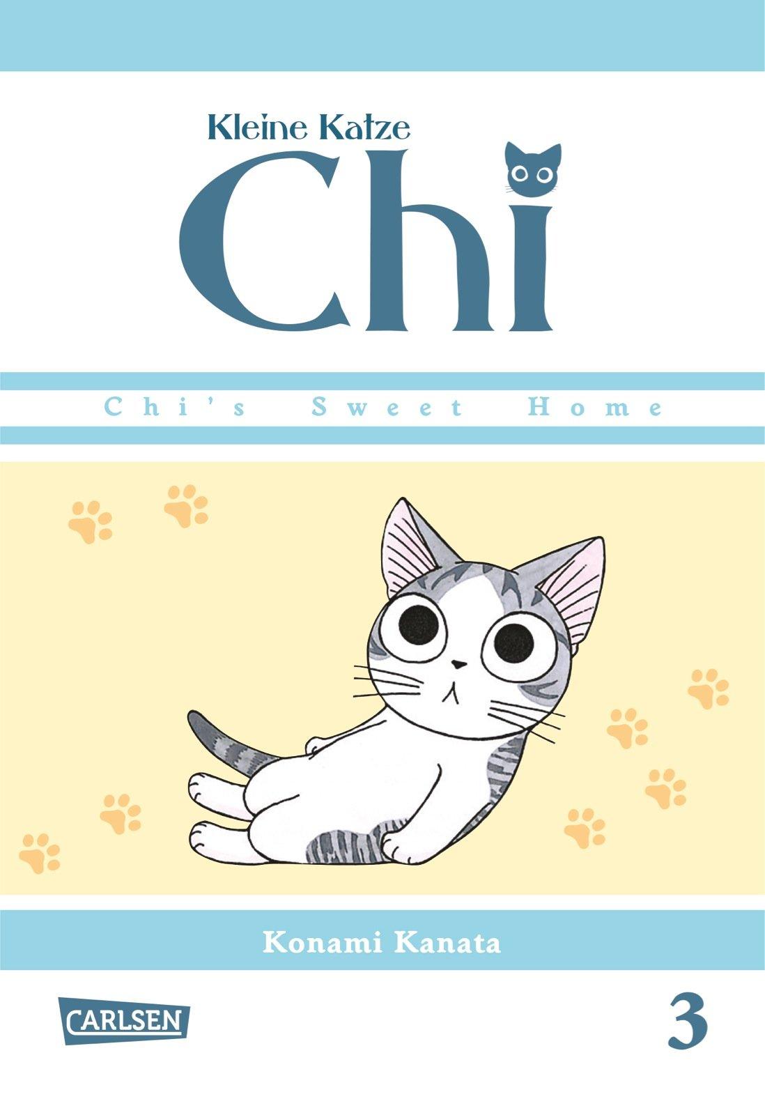 Kleine Katze Chi, Band 3